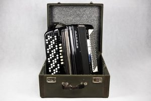 Harmonica in its case - the best way to store musical instruments