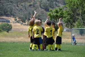 Kids sport team
