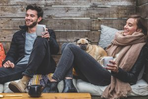 Help Your Pet Adjust to a New Home - Playing with your pet