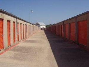 Storage facility.