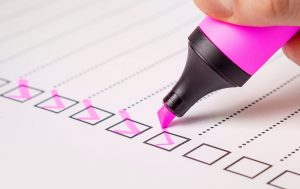 Make a smooth office move - create a checklist!