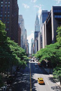 A street in NY