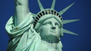 The Statue of Liberty in NYC - Challenges for first-time NYC renters